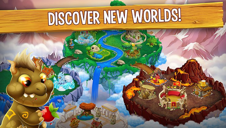 Discover New Worlds!